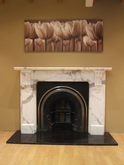 Grand Victorian reproduction Fireplace  Gallery