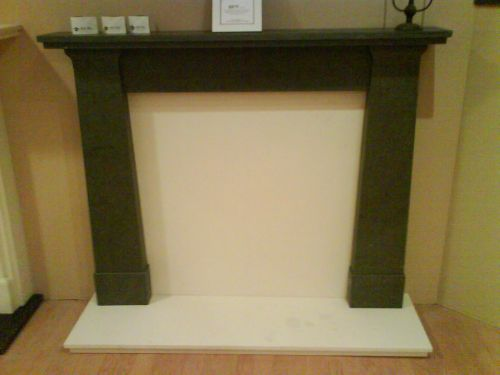 Arts and crafts Green slate surround Gallery