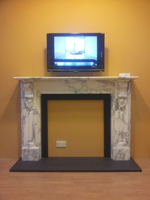 Bespoke Victorian reproduction fire surround Gallery