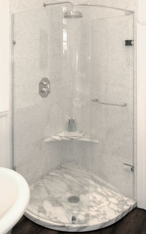 Marble Shower Tray Gallery