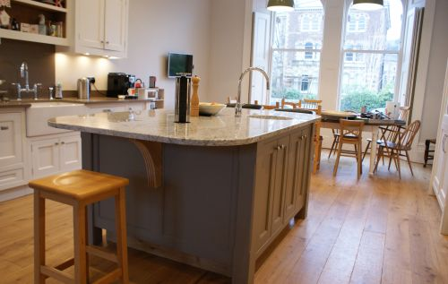 Clifton Kitchen with Granite worktop. Gallery